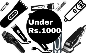 best trimmers under 1000 rs
