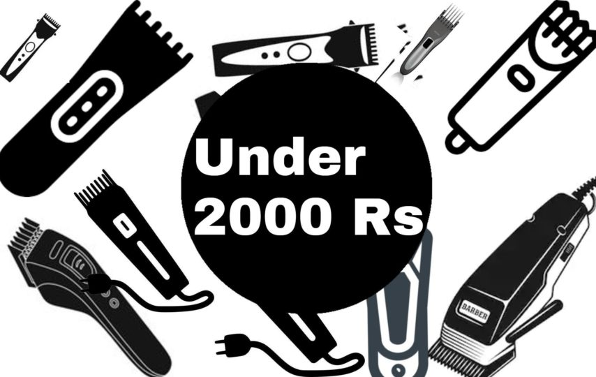 trimmers under 2000 rs