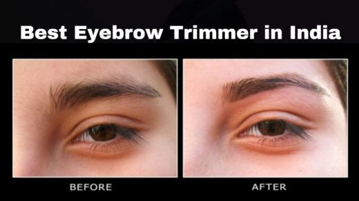 best eyebrow trimmer in india
