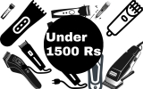 7 Best Trimmers Under 1500 Rs For Men