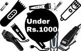 Top 10 Best Trimmer Under 1000 Rs (For Men)