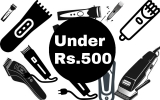 Top 10 Best Trimmers Under 500 Rs For Men